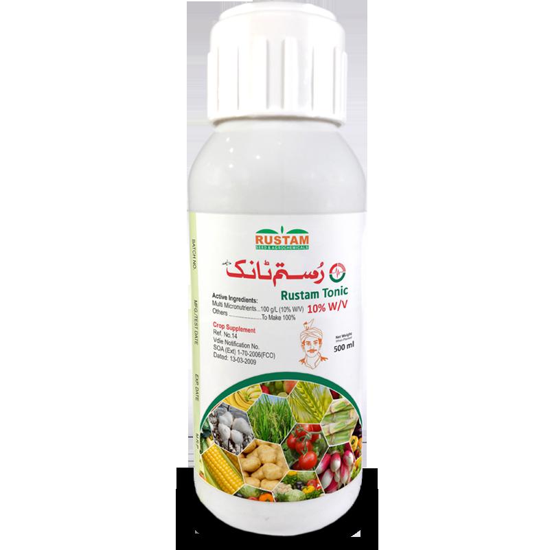 Rustam Tonic - Product