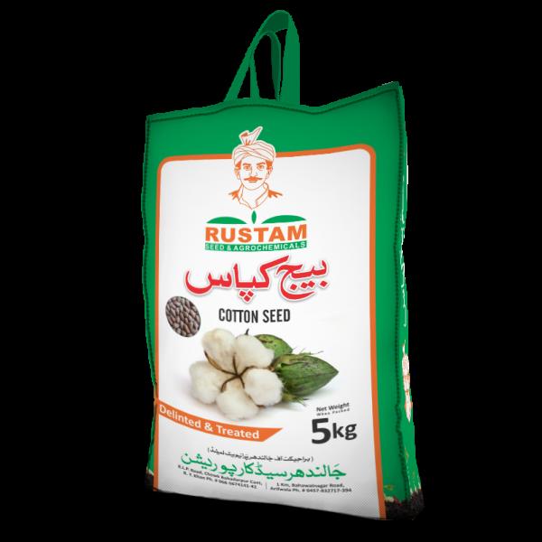 Mockup Cotton Bag 5 kg