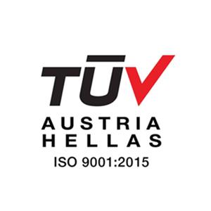 TUV 9001 2015
